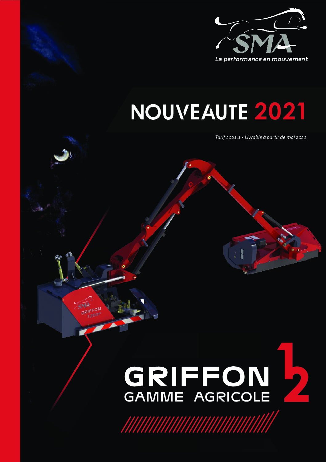 NOUVELLE GAMME GRIFFON 12