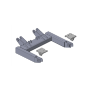 Interface côté machine SMA (bâti polyvalent châssis polyvalent)